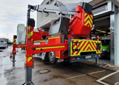 Fahrzeugbeschriftung Feuerwehr
