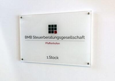 Praxisschild Pfaffenhofen