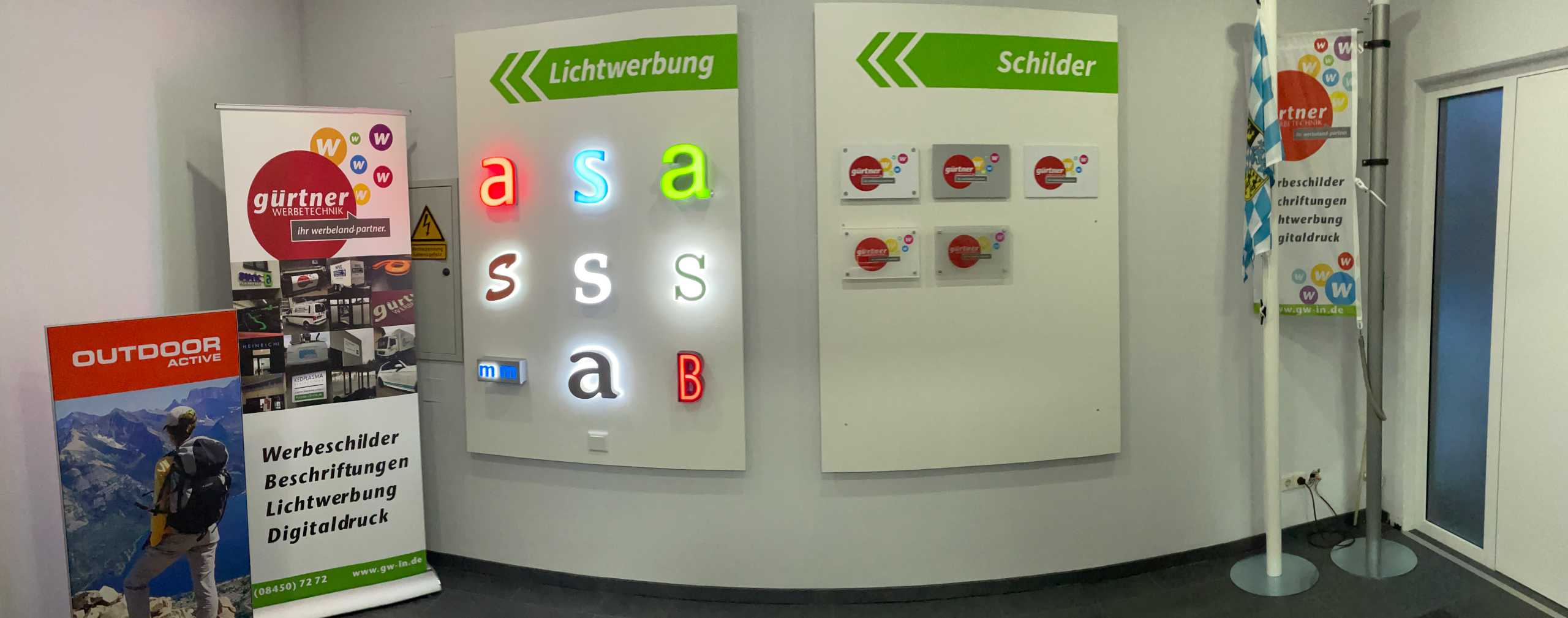 Gürtner Werbetechnik Ingolstadt