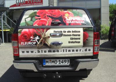 Fahrzeugbeschriftung München