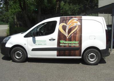 Fahrzeugbeschriftung Peugeot