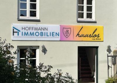 Firmenschild Acrylglas Ingolstadt